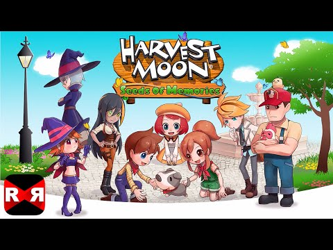 HARVEST MOON: Seeds Of Memories (By Natsume Inc.) - iOS / Android - Gameplay Video