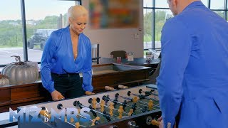A heated competition ensues while selecting Miz's birthday table: Miz & Mrs., May 21, 2019