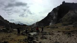 JALAN JALAN EXPLORE GUNUNG SIBAYAK YUK GAN ! TREKKING MOUNT OF SIBAYAK 2014 !