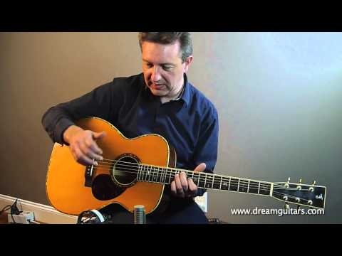 Mini-Lesson with Clive Carroll - Right Hand Exercise