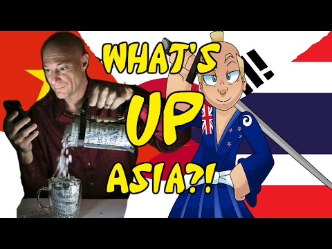 What's Up Asia - Not Great, But Doing Better Than The Middle East