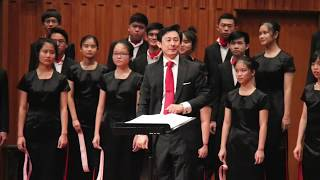 Entreat Me Not To Leave - by Raffles Chorale