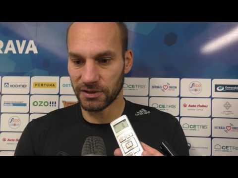 FNL: Rozhovor s Petrem Vaškem po utkání s Vítkovicemi.