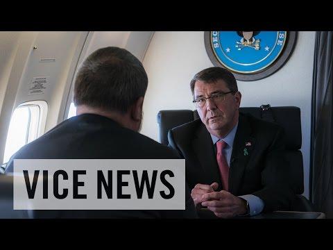 Shane Smith Interviews Ashton Carter: The VICE News Interview (Full Length)