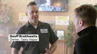 Tasty Vapor on HBO: Vice