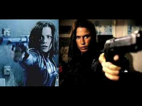 Rhona Mitra vs Kate Beckinsale