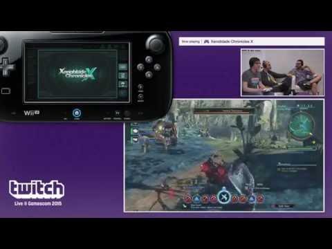 Xenoblade Chronicles X - English Build Gameplay (Gamescom)