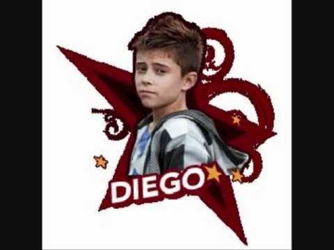 The Next Star 3 - Diego My Best Friend's Girl Lyrics