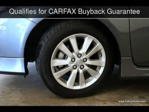 2010 Toyota Corolla S Used Cars - Plano,TX - 2014-11-29