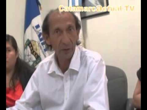 Dip Nac Miria Juarez y los tabacaleros de Catamarca