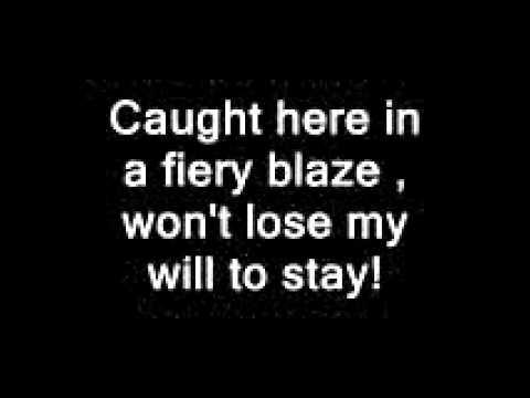Avenged Sevenfold - Bat Country Lyrics video