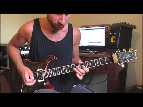 Volbeat 'Last Day Under The Sun' Solo Cover