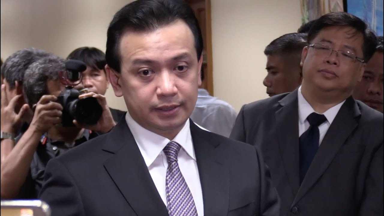 Trillanes family 'very, very confident' he would win amnesty case