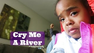 Cry Me A River! vlog January 18-19, 2015