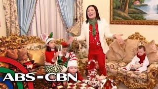 Rated K: Christmas Celebri-Tree