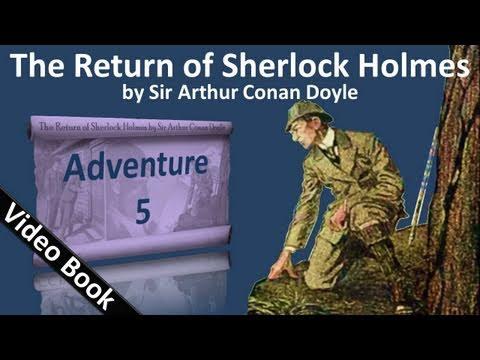 0 Adventure 05   The Return of Sherlock Holmes by Sir Arthur Conan Doyle
