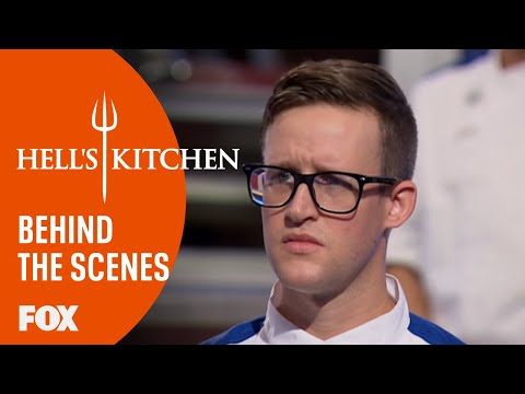 HELL'S KITCHEN | Season 14 Contestant: Brendan | FOX BROADCASTING