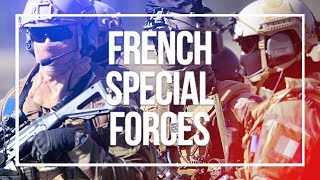 French Special Forces 2017 (GIGN, 1er RPIMa et 4e RHFS)