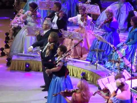 Andre Rieu Amazing Grace Chile 2013
