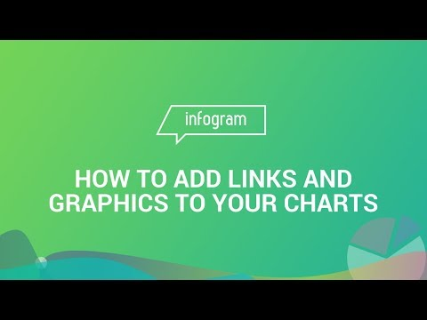 How to Add Links and Graphics to Your Charts