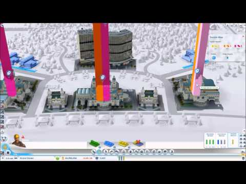 SimCity 2013 Skye's Guide to High Wealth Tourism & Casinos