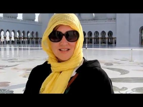 Returning to the Middle East - Abu Dhabi