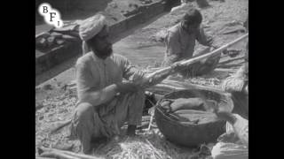 An Eastern Market (1928) - filmed in Rawalpindi