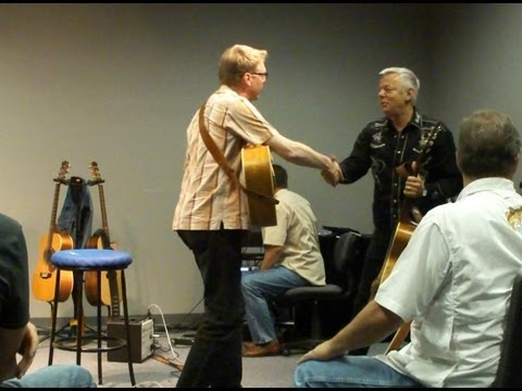 Dominos Falling by Dave Hill, for Tommy Emmanuel 9/29/13
