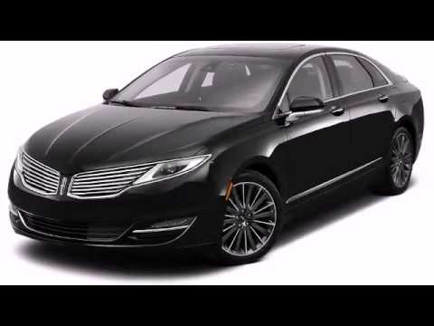 2013 Lincoln MKZ Video