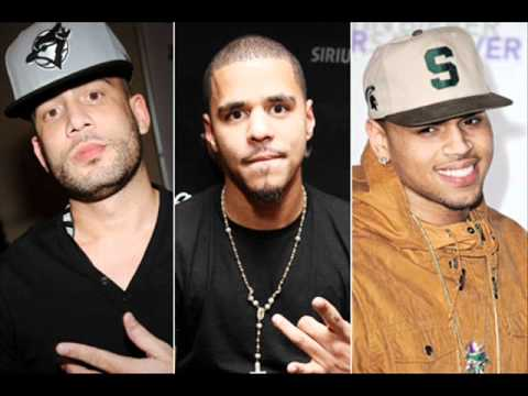 DJ Drama - Undercover (Featuring Chris Brown &amp; J. Cole) - Third Power