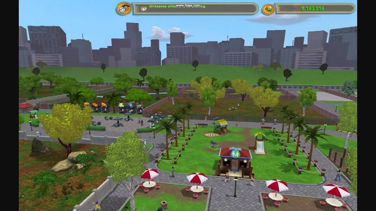 Zoo Tycoon 2: 5 star Zoo without expansions/downloads ...