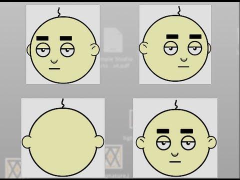 how to create cartoon animation video