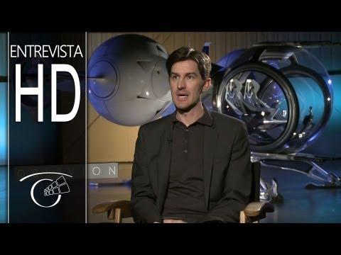 Oblivion - Entrevista  Tour Joseph Kosinski I - VOSE HD