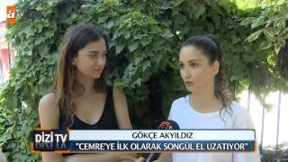 Kırgın Çiçekler oyuncularıyla özel röportaj: Dizi TV 471. Bölüm - atv