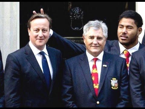 David Cameron - Manu Tuilagi Prank