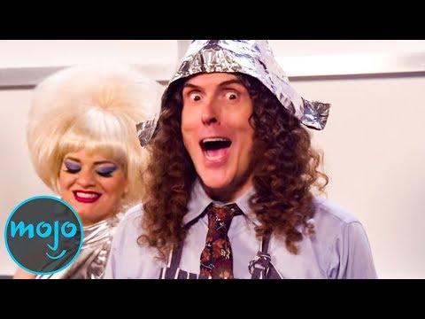 Another Top 10 Weird Al Parodies