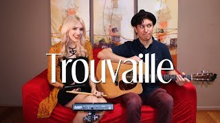 Download Lagu Feel It Still - Portugal. The Man (Trouvaille Acoustic Cover) Gratis STAFABAND