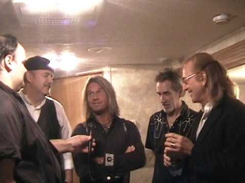 C-NEWS Interview with Foghat