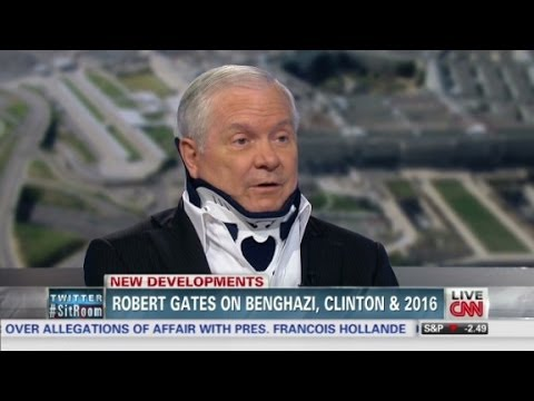 Full Interview Pt. 1: Bob Gates sits down with Wolf
