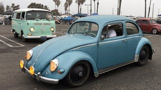 VW Beach Bash Car Show 2018