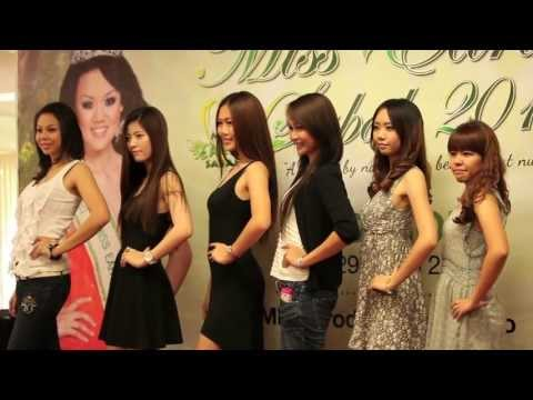 Miss Earth Sabah 2012 Pageant Week Activities