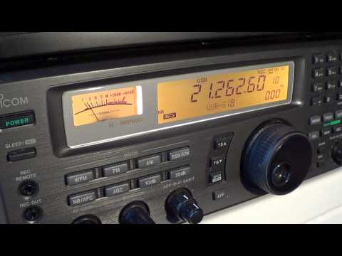 EA8AM Canary island amateur radio station