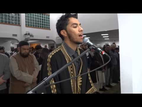 Qari Youssef Edghouch - Isha Salah at Masjid Hamza - Surah Baqara (285-286) & Ad-Duha