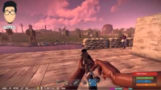 Clan Savaşları 3l RUST Multiplayer Online l 57