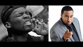 50 Cent Claims Slowbucks Chain that Was Snatched was Fake & He Made Marc Ecko Drop Their Brand.