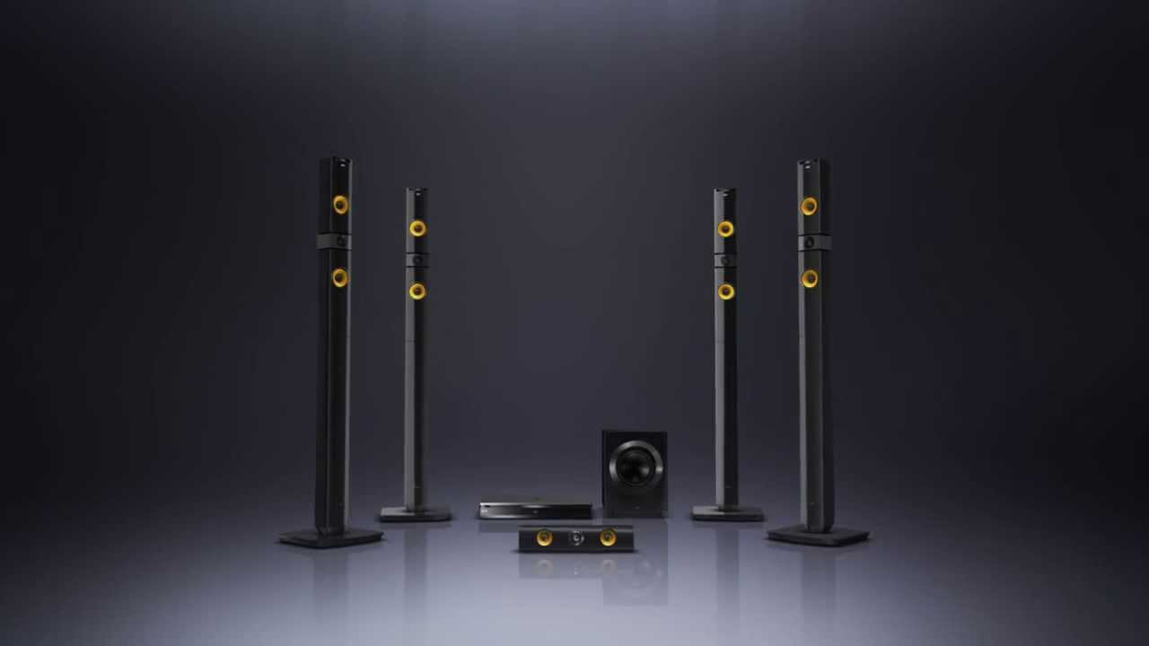 Lg 9 1ch 3d Sound Smart 3d Blu Ray Home Theater