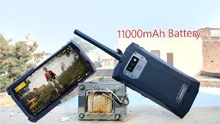 11000mAh Battery, 6GB RAM, Doogee S80 Review, Military Smartphone, Extreme test