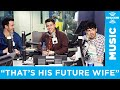 The Jonas Brothers on Filming Their Documentary 'Chasing Happiness'