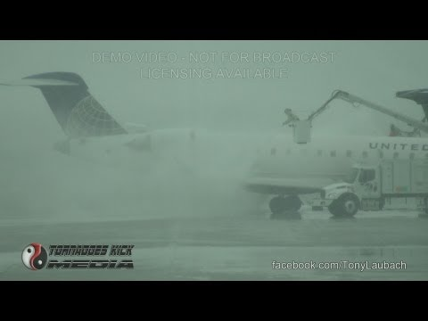 2013-03-24 Major Winter Storm - Indianapolis International Airport