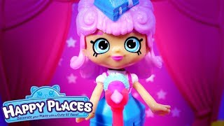 HAPPY PLACES | SHOPKINS | PROM QUEEN DREAM
